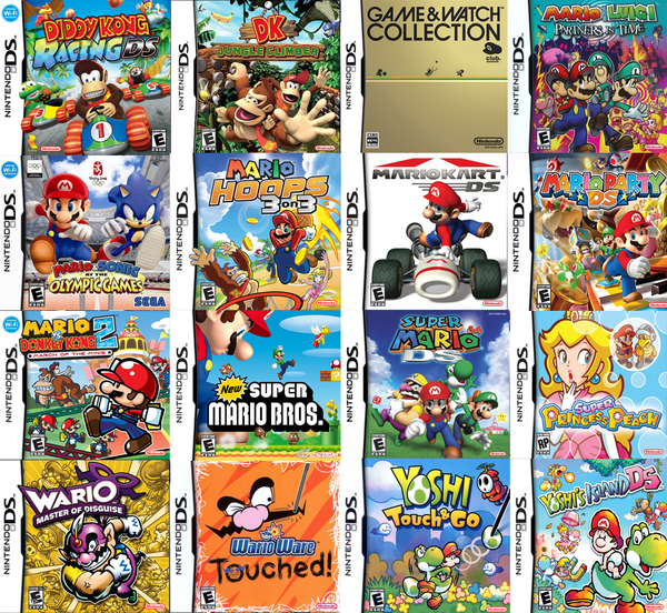 DS Games Download
